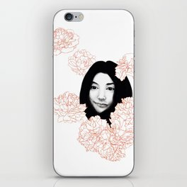 Imagine Yoko iPhone Skin