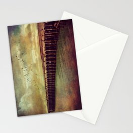 Step Back in Time at Sumpter Wharf Stationery Cards