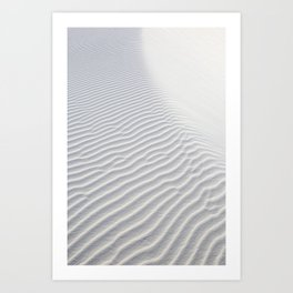 Earth Skin Art Print