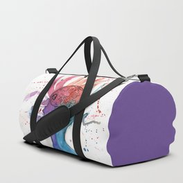 This Is Your Brain On Inspiration Duffle Bag