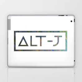 Alt -J Laptop & iPad Skin