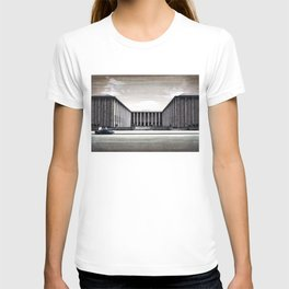THE STREET OF WARSAW T-shirt