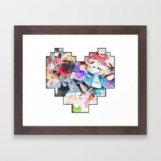 Undertale Framed Art Print