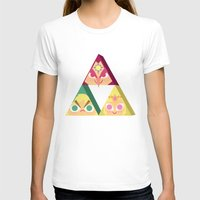 triforce T-shirts featuring triforce! by Spencer Duffy