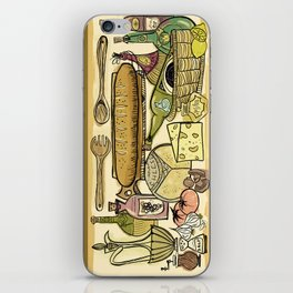 The Joy Of Cooking iPhone Skin