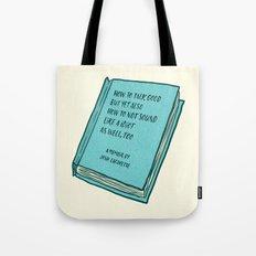 Memoir Tote Bag