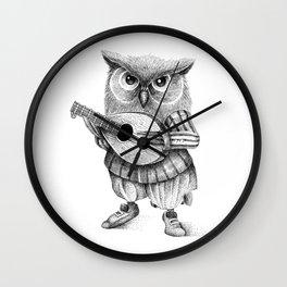MISTER OWL Wall Clock