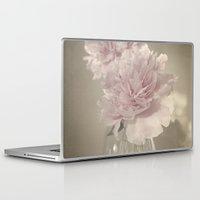 peony Laptop & iPad Skins featuring PeonY by Monika Strigel