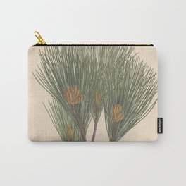 Botanical Pine Carry-All Pouch