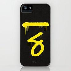 No. 7. Dead Man iPhone (5, 5s) Slim Case