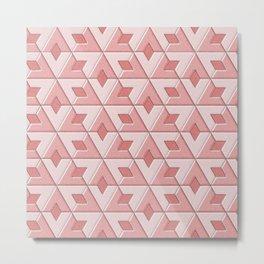 Geometrix XXII Metal Print
