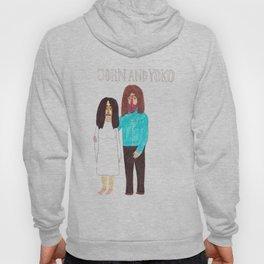 John & Yoko Hoody