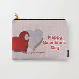 Valentine's Puzzle Carry-All Pouch
