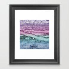 Mystic Stone Serenity Dream Framed Art Print