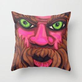 Forrest Grump - Mazuir Ross Throw Pillow