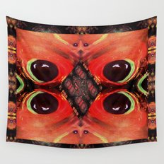 Eyes of the Universe # 7 Wall Tapestry
