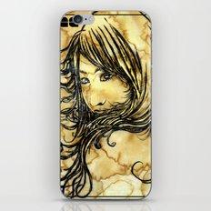 Tea Breeze iPhone & iPod Skin