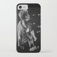 niall iPhone & iPod Cases featuring Niall by Drawpassionn