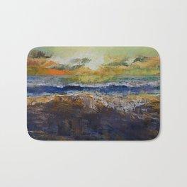 California Waves Bath Mat