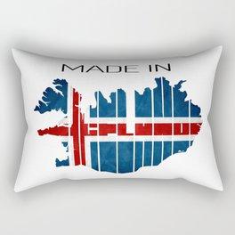 Iceland. Icelandic. Reykjavik. Icelandic husband. Vikings. Vikings tv show Rectangular Pillow