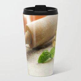 Pasta decoration Travel Mug