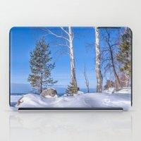russia iPad Cases featuring Winter in Russia by Svetlana Korneliuk