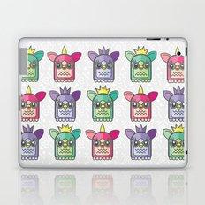 Nineties Furby Pattern  Laptop & iPad Skin