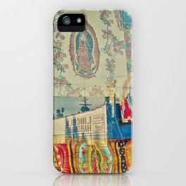 LA Window - Our Lady of Guadalupe iPhone Case