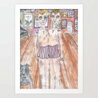 Sage2 Art Print