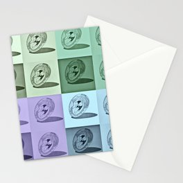 Hatchling Peeper Stationery Cards
