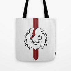 Monarch (Black & Red) Tote Bag