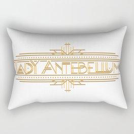 hazzle dazzle glamourous Rectangular Pillow