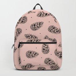 Pink cones Backpack