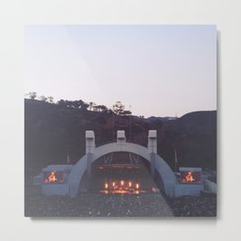 Hollywood Bowl- Summer, 2014 Metal Print