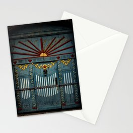 The Gate to Valhalla Stationery Cards