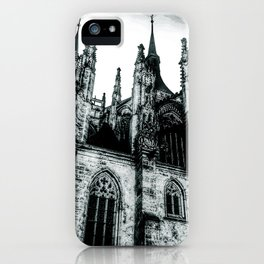 The Church of St. Barbara's iPhone Case