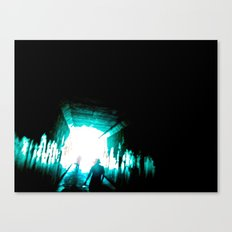 Adventure Spirit Canvas Print