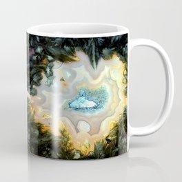Geode Fairyland - Inverted Art Series Coffee Mug