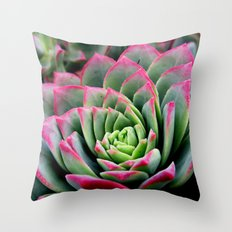 alluring nature Throw Pillow