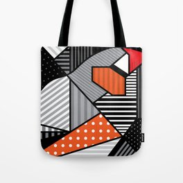 zebra finches Tote Bag