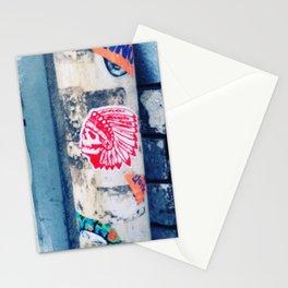 IndiSkull Stationery Cards