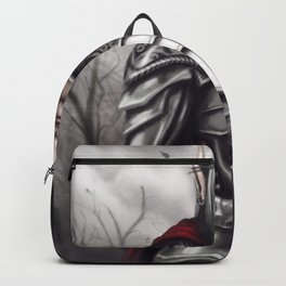 The Red Countess Backpack