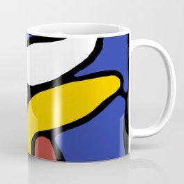 Mellow Mondrian Coffee Mug