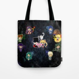 Sailor Moonies Tote Bag