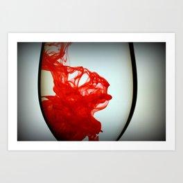 Seduction Art Print