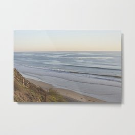 beacons at sunset  Metal Print