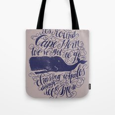 Cape Horn Tote Bag
