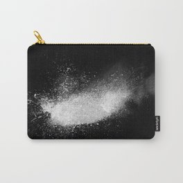 white dust explosion Carry-All Pouch