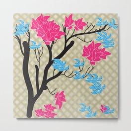 FlowerBloom Metal Print