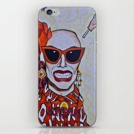 Katya No No No iPhone Skin